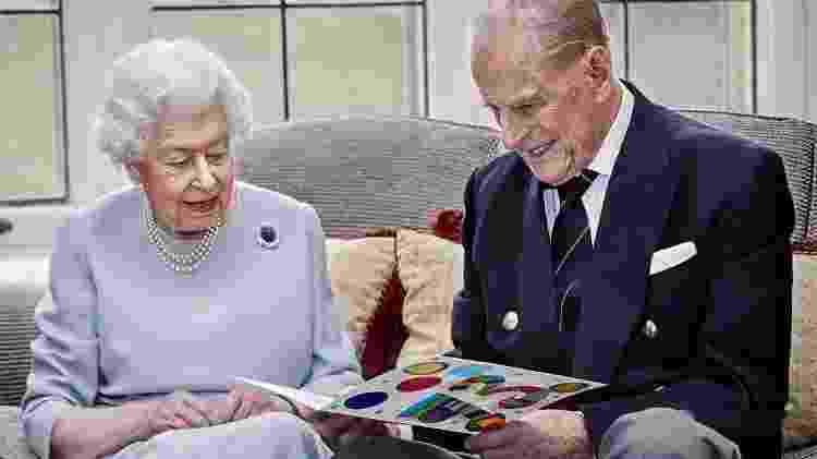 Rainha Elizabeth e Philip - Reprodução - Reprodução