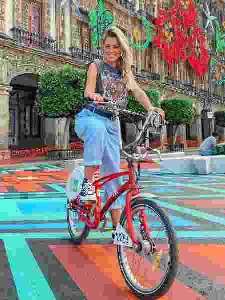 Ex-BBB Isabella Cecchi mostra fotos de viagem ao México - Reprodução/Instagram