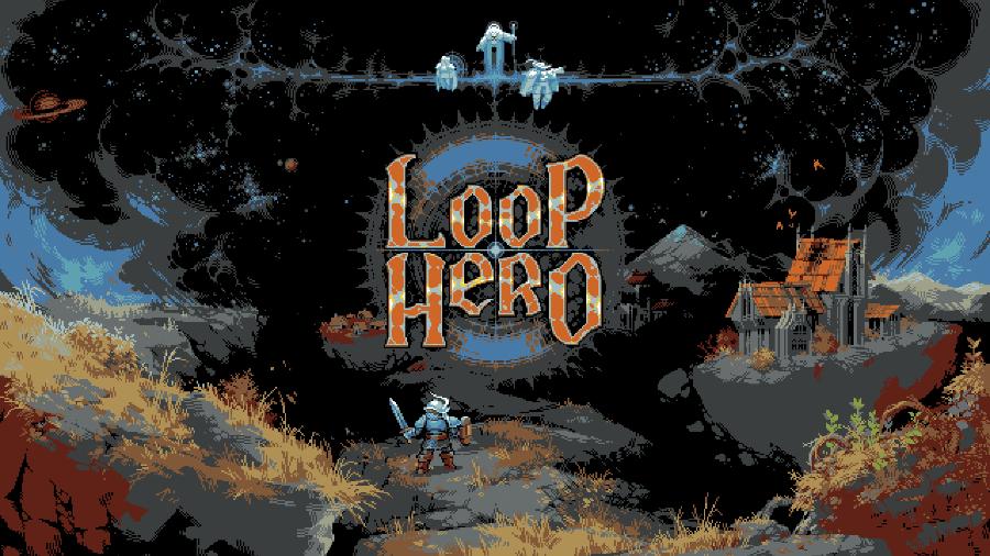 Loop Hero foi lançado há pouco e já é um sucesso - Divulgação/Devolver Digital
