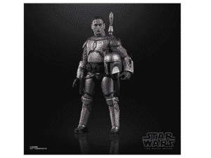 Star Wars The Black Series Gaming Greats Jango Fett 15 cm - Divulgação - Divulgação