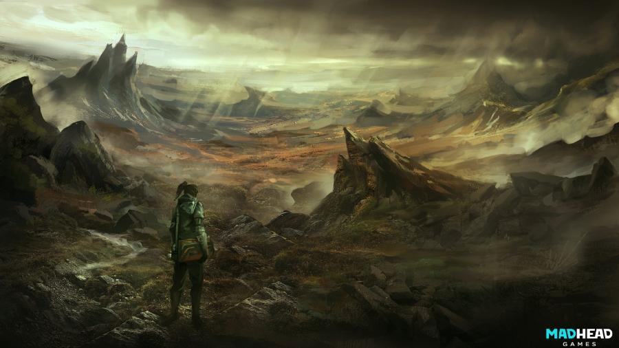 Scars Above é novo game sci-fi de ação - Divulgação/Koch Media
