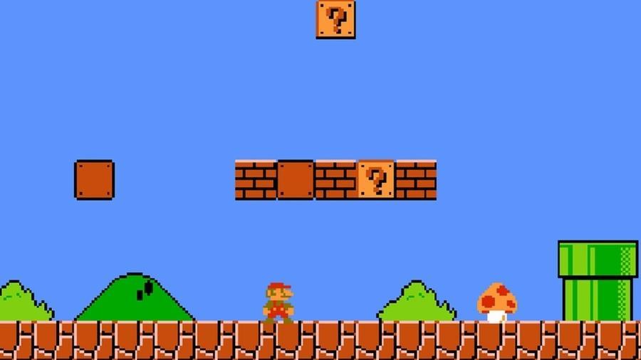 Super Mario Bros - Reprodução/Nintendo