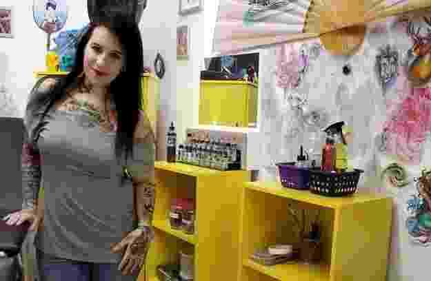 Flavia Carvalho - Reprodução/Facebook/Flavia Carvalho