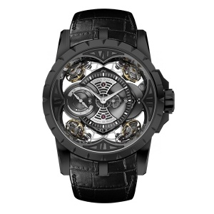 f3d65d91bf9 Ostentação  conheça os 11 relógios de pulso mais caros à venda no ...