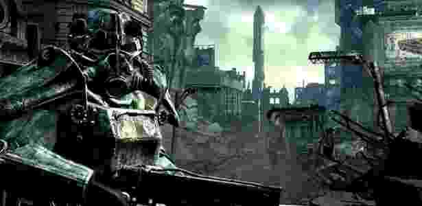 """Jogo da Bethesda na verdade é a terceira versão de """"Fallout 3"""" a ser desenvolvida - Divulgação"""