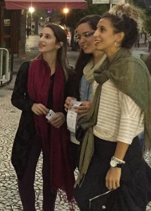 Amigas de Mato Grosso do Sul visitam São Paulo para participar da Virada Cultural - Felipe Branco Cruz/UOL