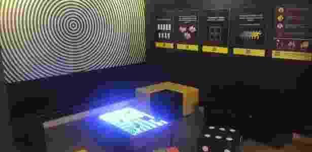 Casa de jogos de escape propõe resolução de mistérios por meio de enigmas, senhas e a abertura de cadeados - Divulgação