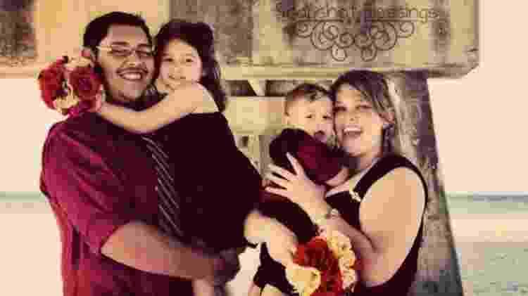 Manny e DeAnna têm dois filhos e se casaram em 2013, depois de cinco anos juntos - Deanna Rivas - Deanna Rivas