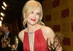 Nicole Kidman faz alerta sobre violência doméstica no Emmy - Getty Images