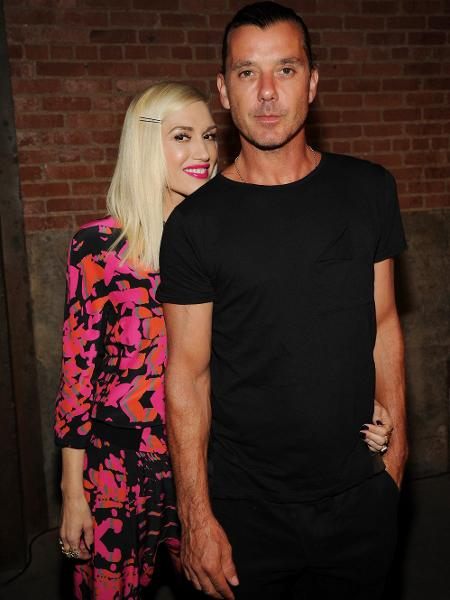 Gwen Stefani e Gavin Rossdale - Getty Images