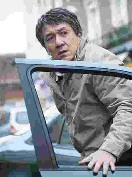 O ator Jackie Chan - Reprodução