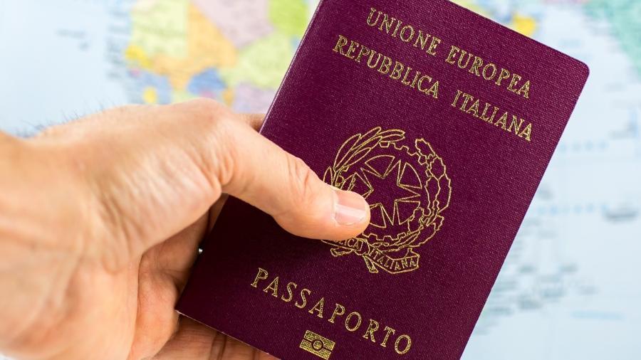 O consultado italiano planeja agilizar a emissão dos documentos no Brasil - Getty Images