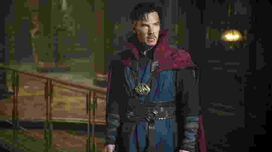 Doutor Estranho (Benedict Cumberbatch) - Reprodução
