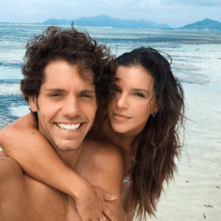 Mariana Rios e Rômulo Holback - Reprodução/Instagram/marianarios