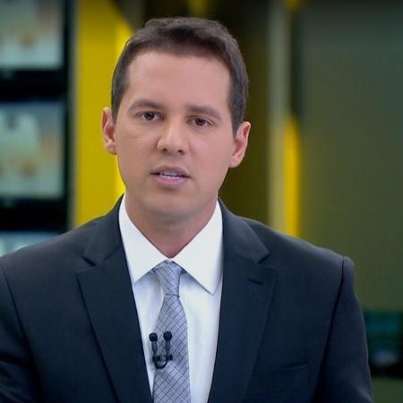 """Dony De Nuccio comanda edição especial do """"Jornal Hoje"""" - Reprodução/Globo"""