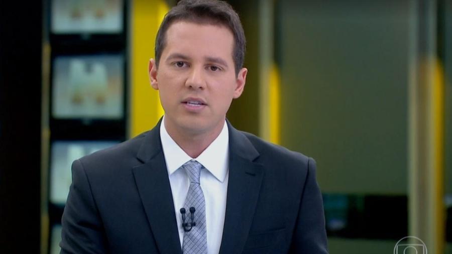 Dony De Nuccio deixa a Globo - Reprodução/Globo