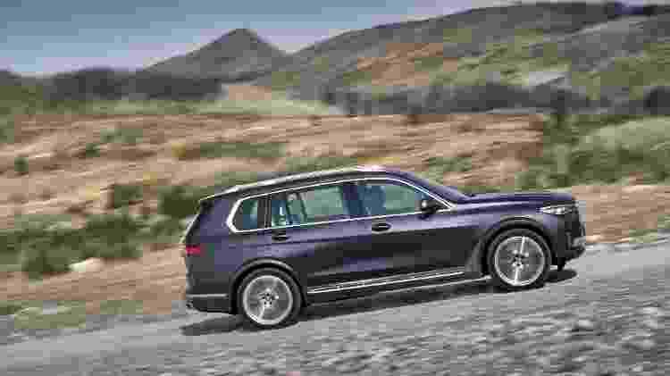 BMW X7 3 - Divulgação - Divulgação