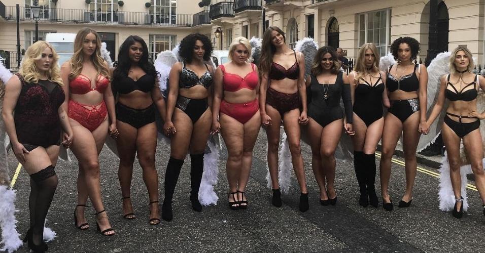 """""""Desfile da diversidade"""" em Nova York"""