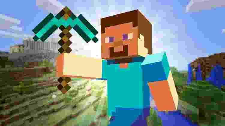 Minecraft - Reprodução - Reprodução