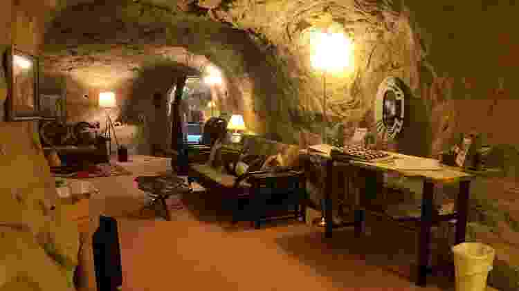 Divulgação/Kokopelli's Cave