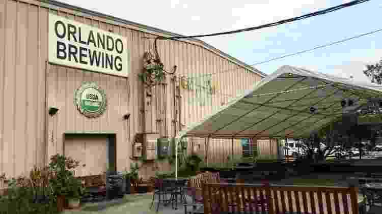 Divulgação/Orlando Brewing