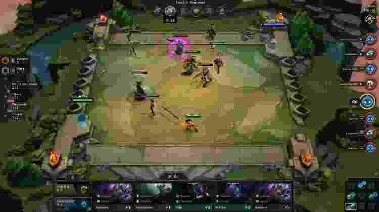 Teamfight Tactics 2 - Reprodução - Reprodução