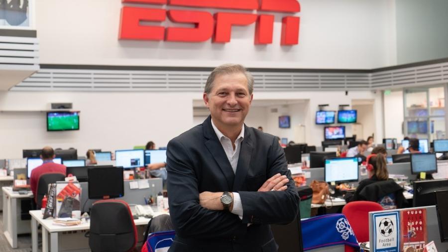 João Palomino deixa o comando da ESPN  - Divulgação