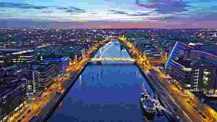 Dublin, na Irlanda  - Getty Images
