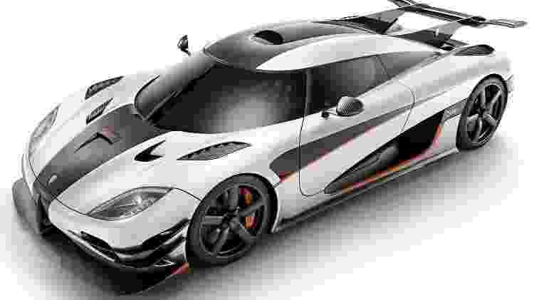 Koenigsegg One:1 - Divulgação - Divulgação