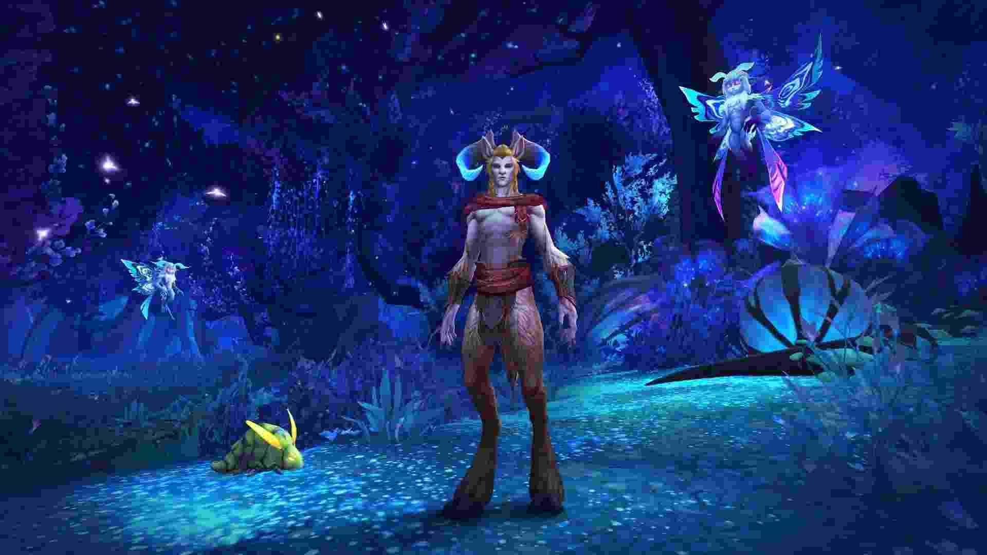 World of Warcraft: Shadowlands - Divulgação