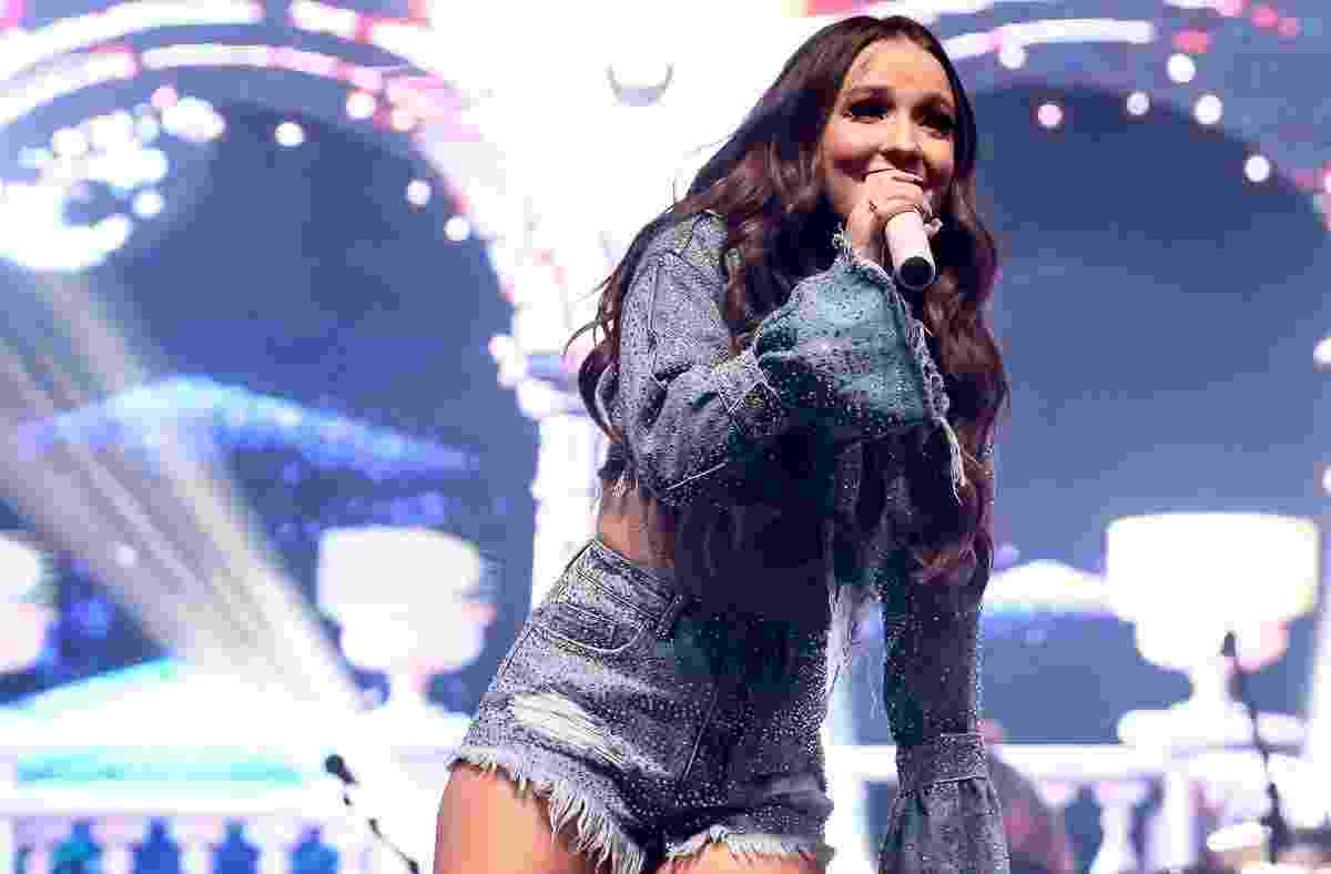 Larissa Manoela dança funk em show - Manuela Scarpa/Brazil News