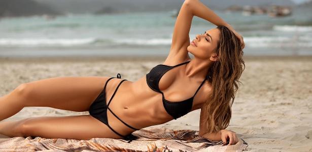 Estilo fitness | Bailarina do Faustão atribui boa forma a namoro; relação influencia dieta?