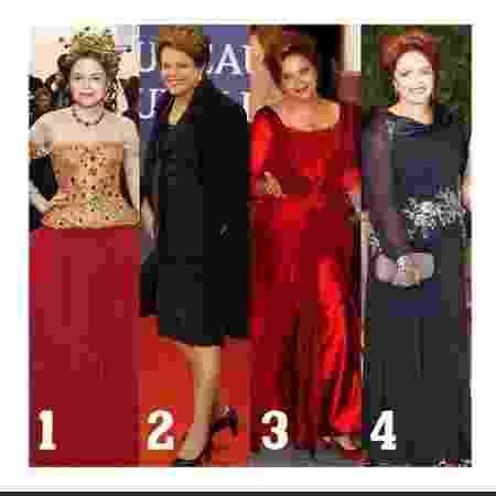 Dilma vira meme após indicação de Democracia em Vertigem ao Oscar  - Reprodução