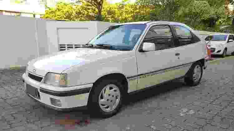 Chevrolet Kadett GSi Joel Picelli - Arquivo pessoal - Arquivo pessoal