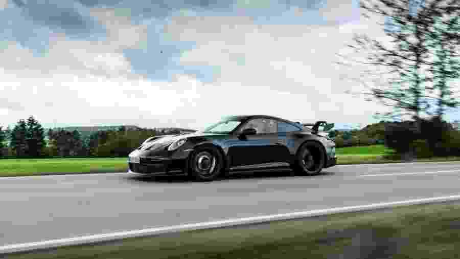 Porsche 911 GT3 - Divulgação