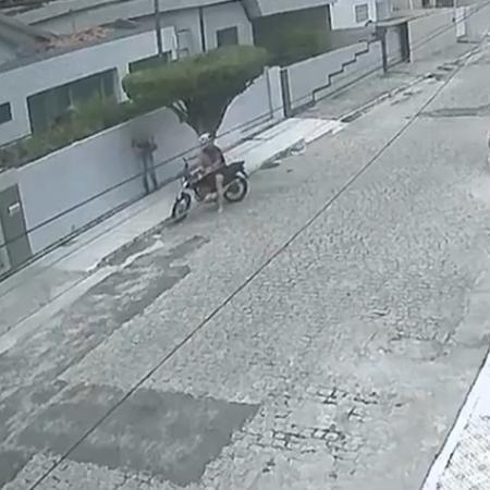 Família de vítima registrou um Boletim de Ocorrência relatando o caso e denunciando o suspeito por importunação sexual - TV Cabo Branco/Reprodução