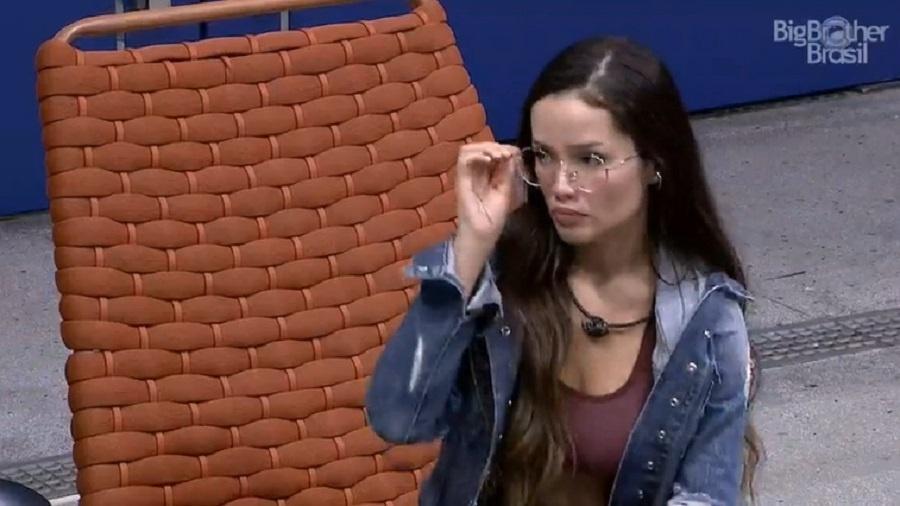 BBB 21: Juliette relembra briga de Gilberto com Arthur - Reprodução/Globoplay
