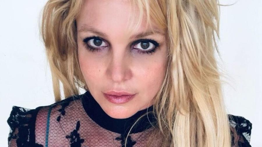 Britney Spears teve escuta instalada em quarto pelo pai - Reprodução/Instagram@britneyspears