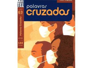 Palavras cruzadas - Divulgação - Divulgação