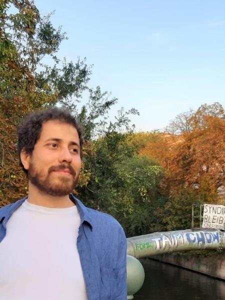 O escritor e colunista do UOL Tomas Rosenfeld - Flávia Borger/Acervo Pessoal