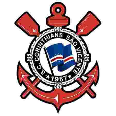 O brasão do Corinthians, inspirado no time brasileiro - Reprodução - Reprodução