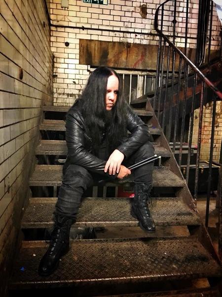 Joey Jordison, ex-Slipknot - Reprodução