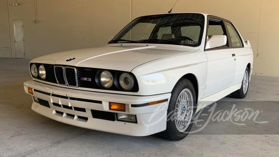 BMW E30 M3 de Paul Walker - Divulgação