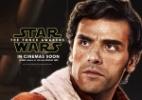 """Novo pôster de """"Star Wars"""" mostra Oscar Isaac como o piloto Poe Dameron - Divulgação"""