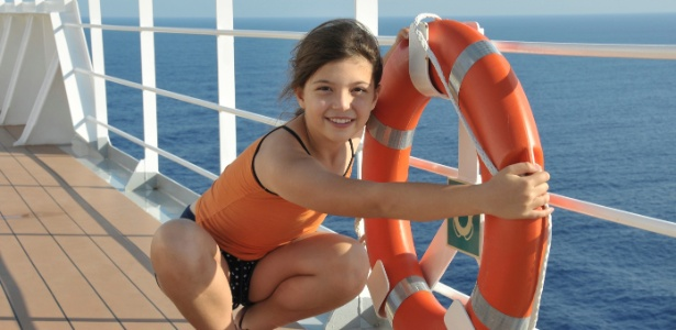 Navios têm estrutura e programação voltada para crianças a partir de três anos - Getty Images