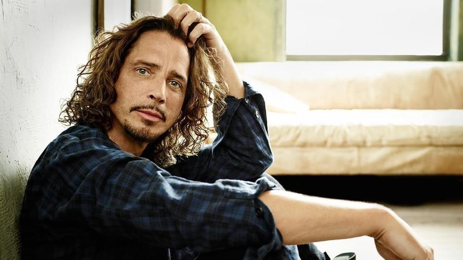 O cantor Chris Cornell, vocalista de bandas como Soundgarden, Audioslave e Temple Of The Dog - Divulgação / Jeff Lipsky