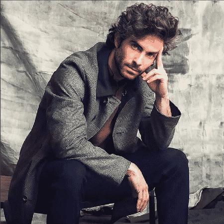 """Osvaldo Benavides, ator mexicano que interpretou Nandinho em """"Maria do Bairro"""" - Reprodução/Instagram/osvaldobenavides - Reprodução/Instagram/osvaldobenavides"""