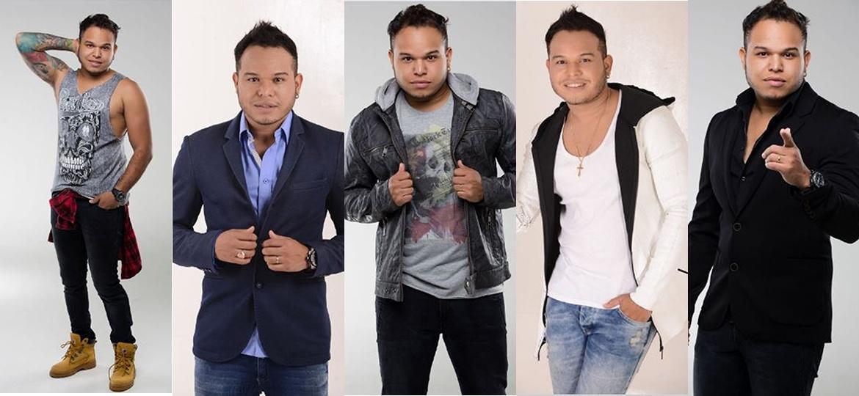 Tierry, o coringa da música pop brasileira que emplaca sucesso atrás de sucesso - Montagem/UOL