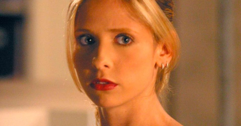 Cena da série ?Buffy ? A Caça-Vampiros? (1997 ? 2003)