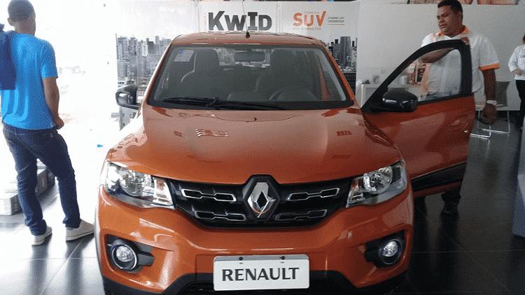 Renault Kwid - BrasilFacebook